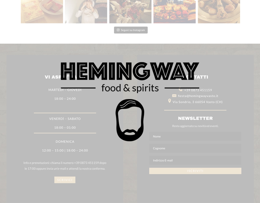 Hemingway logo