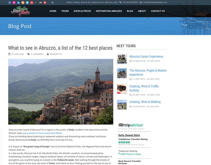 ISI blog