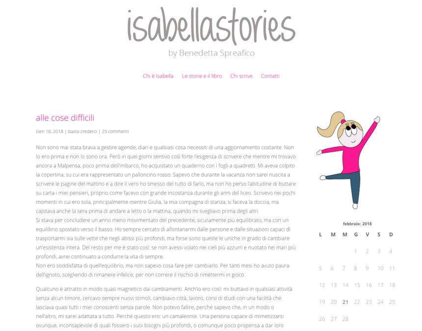 Isabellastories Home