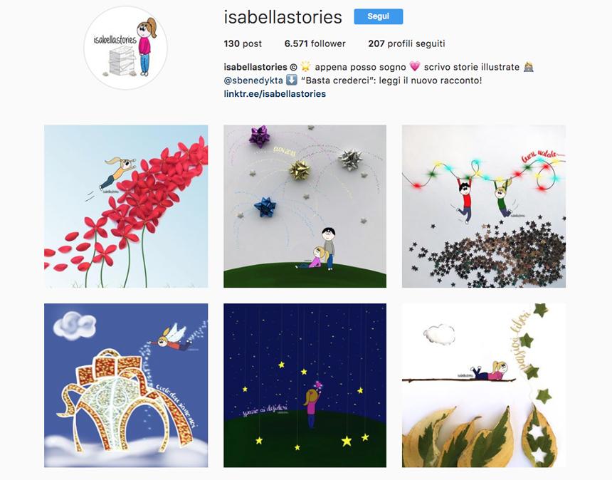 Isabellastories Instagram