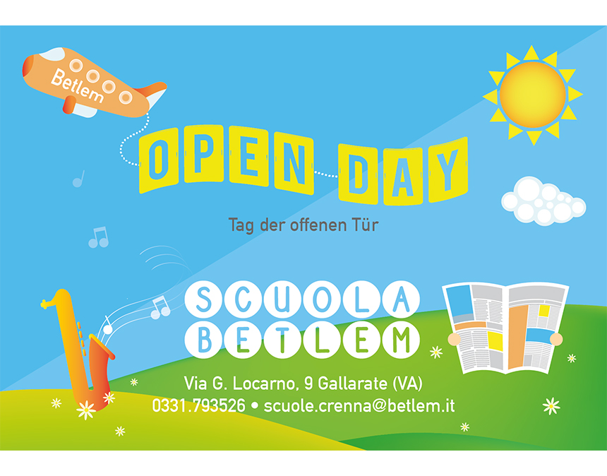Scuola Betlem open day