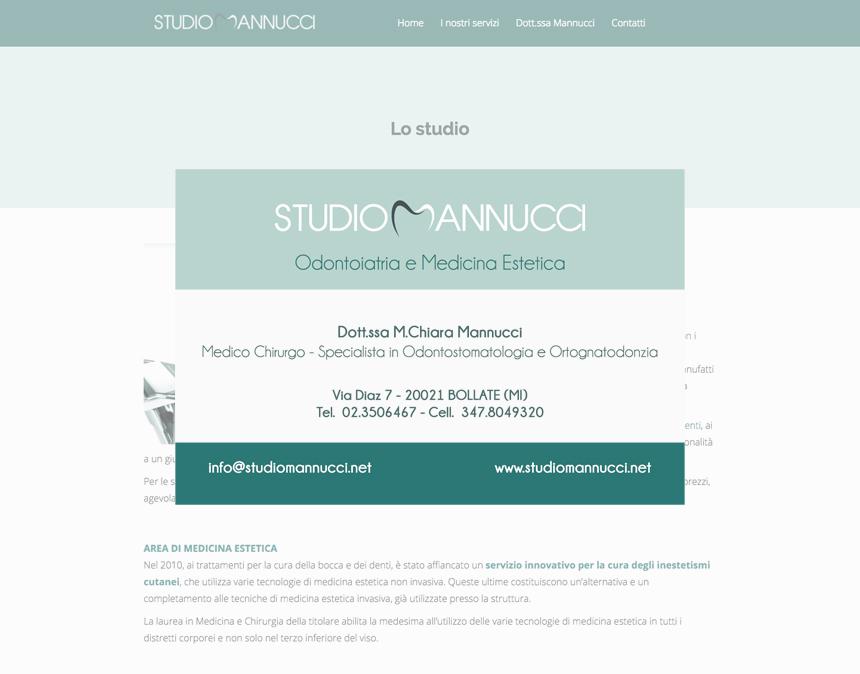 Studio Chiara Mannucci BV
